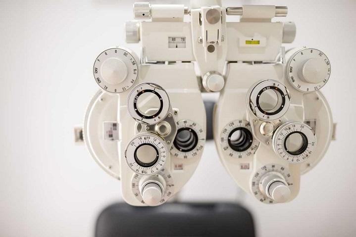 Visit optometrist regularly