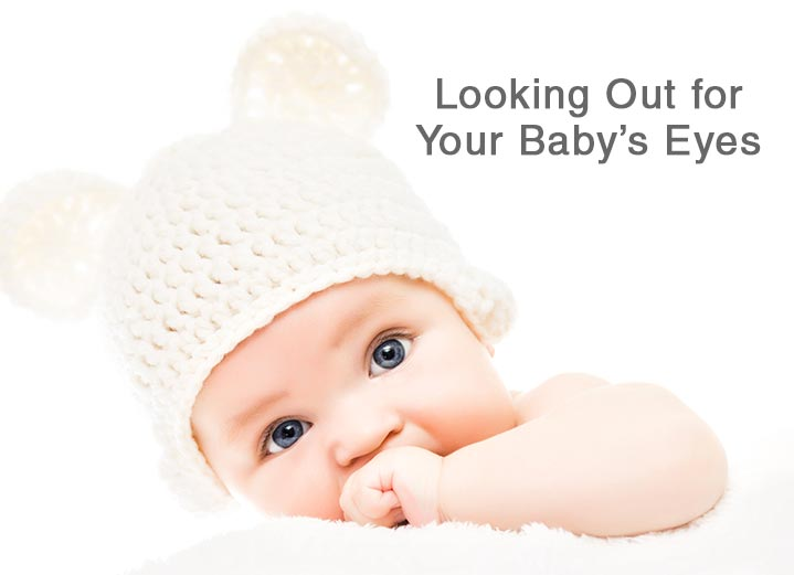 Your baby's eyes
