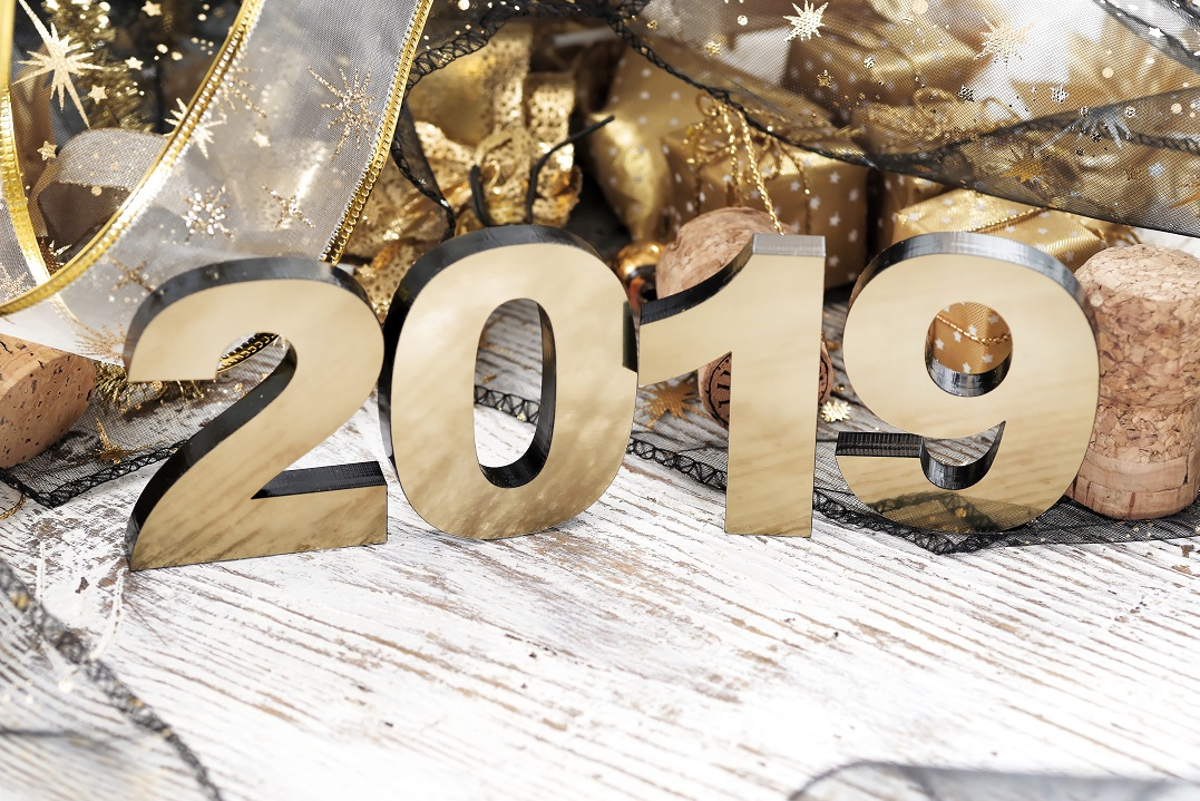 How to make your New Year's resolution a success 2019