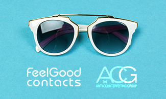 Feel Good Contacts and Anti-Counterfeiting Group join forces to highlight the dangers of counterfeit sunglasses as 146,000 fake sunglasses are seized by customs