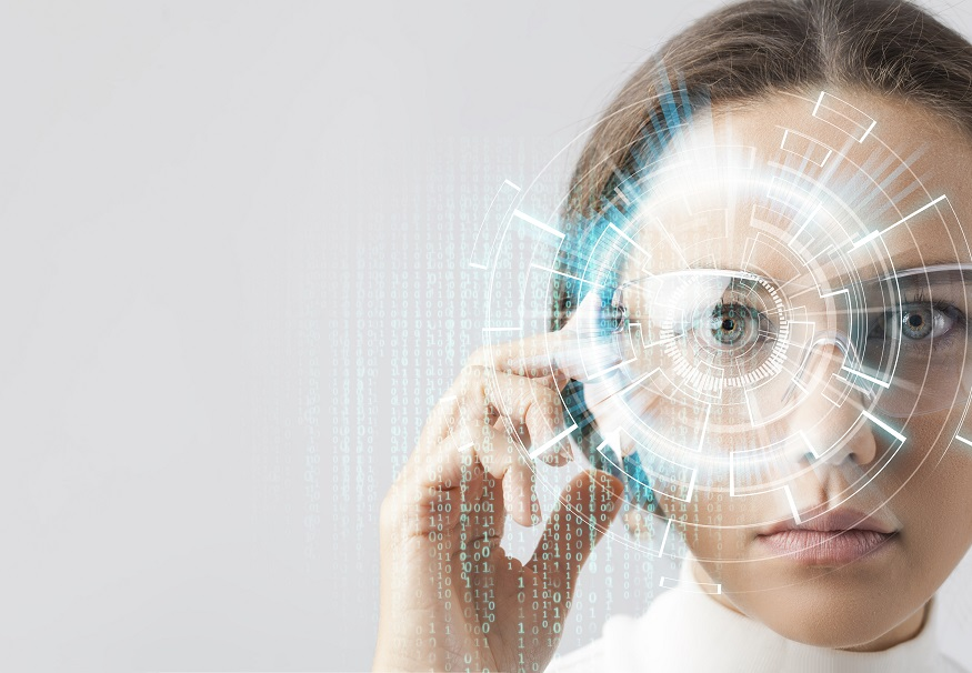 Smart Contact Lenses Of The Future