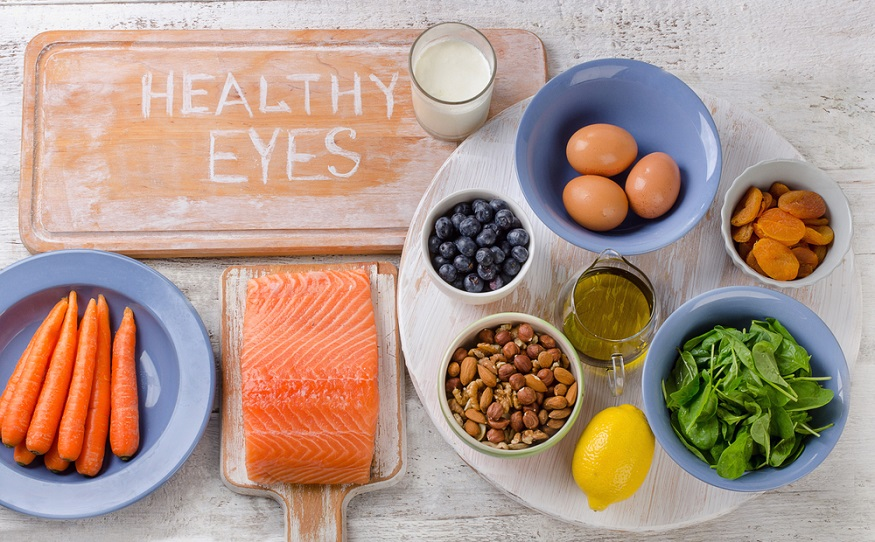 Foods to Eat for Good Eye Health