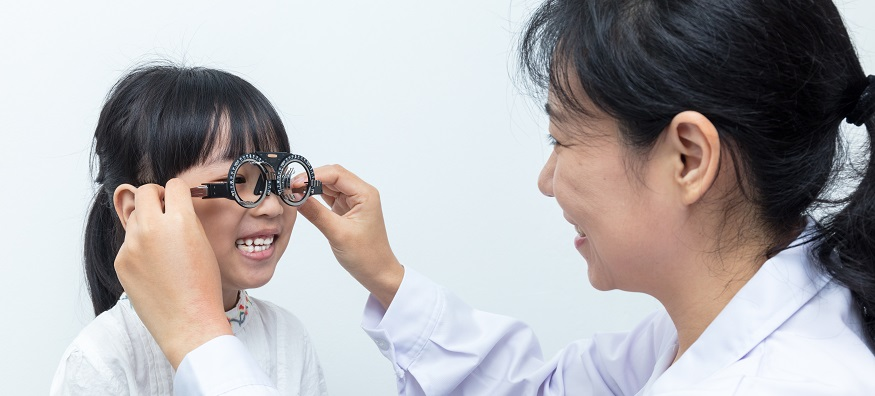 6 signs your child may need an eye test