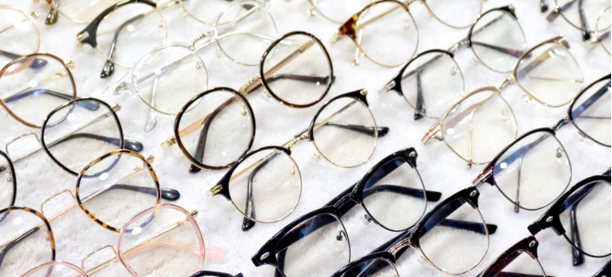 What is the difference between acetate and plastic eyeglass frames?