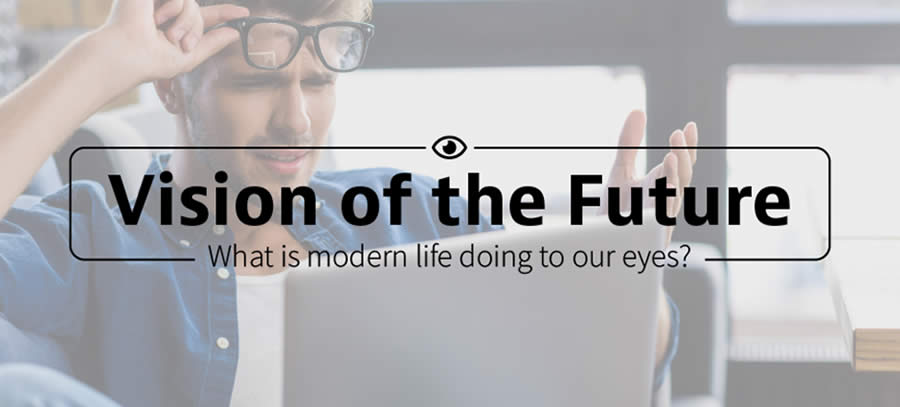 Vision of the Future – What is modern life doing to our eyes?