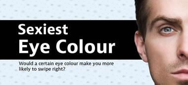 Sexiest Eye Colour