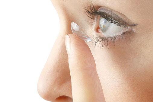 Contact Lenses Could Dispense Drugs to Combat Glaucoma