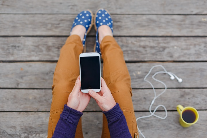 Eye care tips for smartphone users
