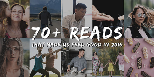 70+ reads that made us Feel Good in 2016