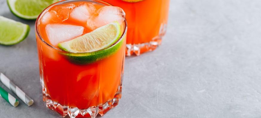 carrot juice margarita