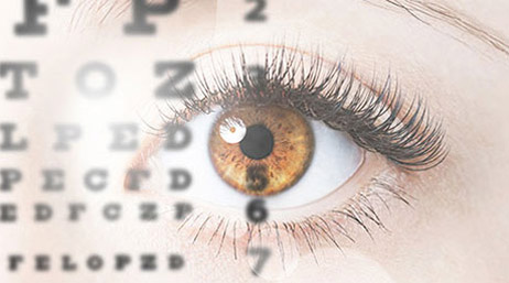 eye exams are only for when there's a problem