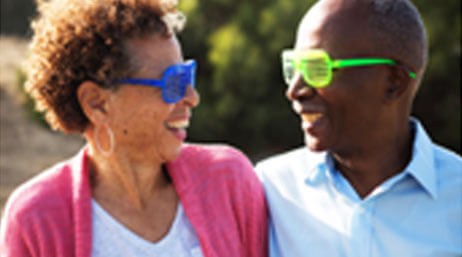 Sunglasses history