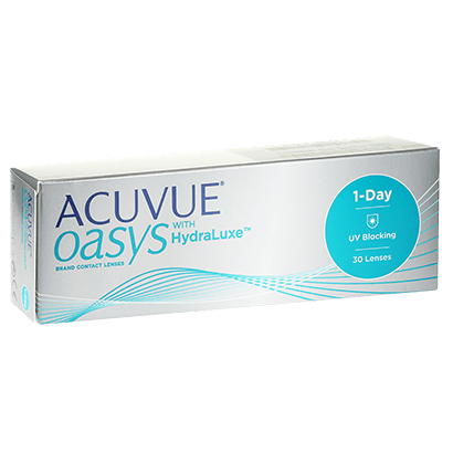 acuvue oasys with hydraglyde