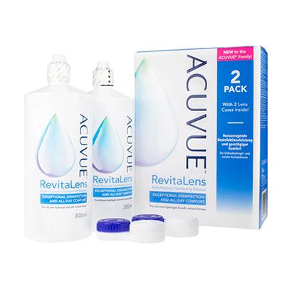 Acuvue RevitaLens Multi-Purpose Disinfecting Solution
