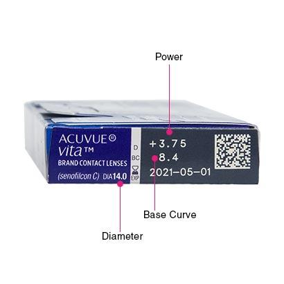 Acuvue Vita Box