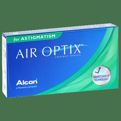 Air Optix For Astigmatism Contact Lenses