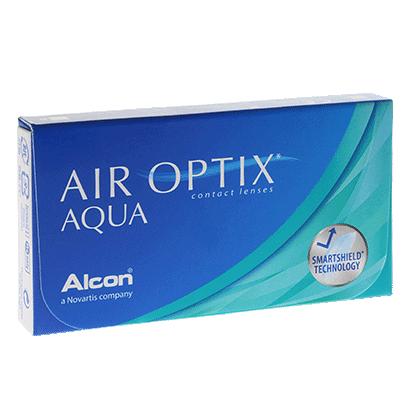 Air Optix Aqua (6 Pack) Contact Lenses