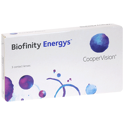 Biofinity Energys Contact Lenses