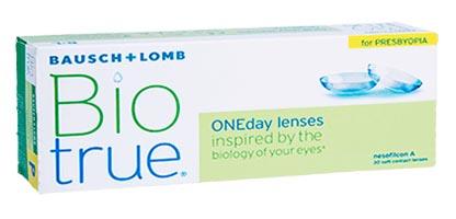 Biotrue ONEday for Presbyopia