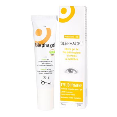 Blephagel Cleansing Gel – 30g