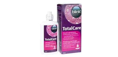 Total Care Disinfecting, Storing and Wetting Solution
