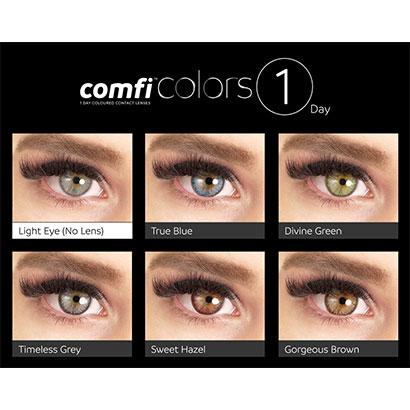 comfi Colors 1 Day