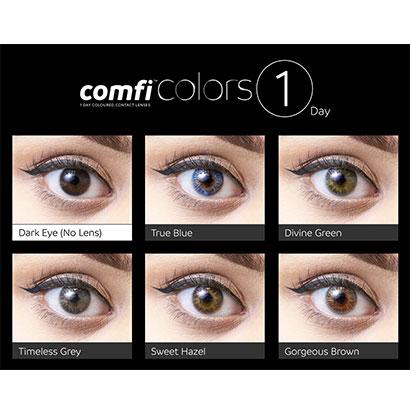 comfi Colors 1 Day Box