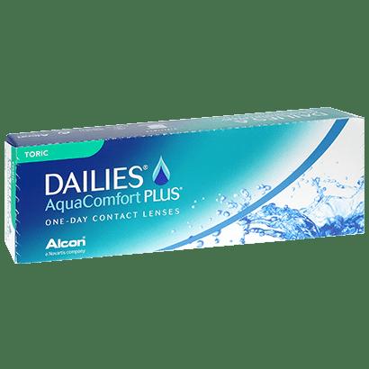 Dailies AquaComfort Plus Toric Contact Lenses