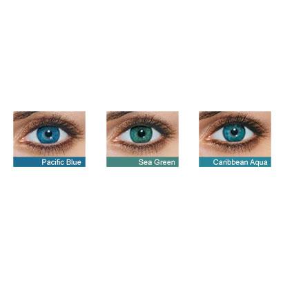 FreshLook Dimensions (Zero prescription only) Box