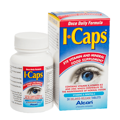 ICaps Tablets