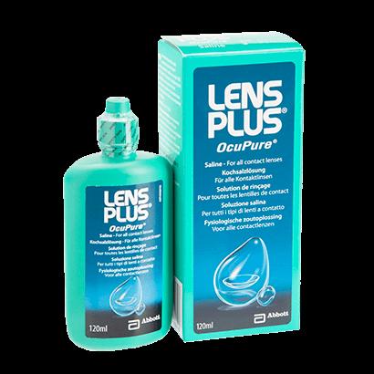 Lens Plus Solution