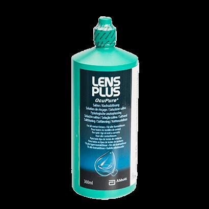 Lens Plus Solution Value Pack
