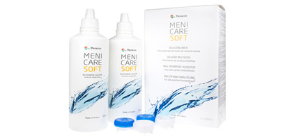 Menicare Soft Twin Pack