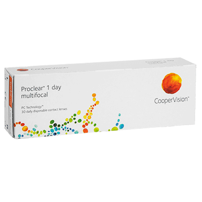 Proclear 1 Day Multifocal Contact Lenses