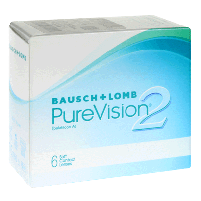 PureVision2 (6 Pack) Contact Lenses