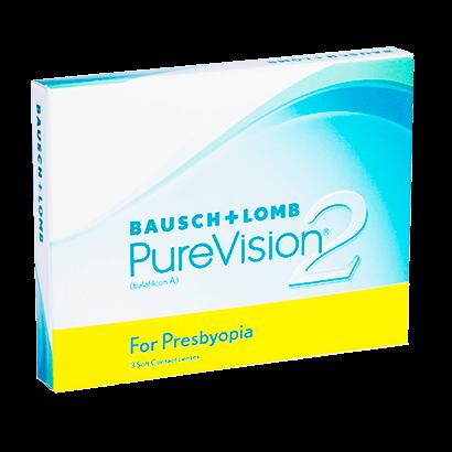 PureVision2 for Presbyopia Contact Lenses
