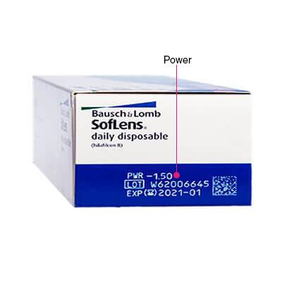 SofLens Daily Disposable Box