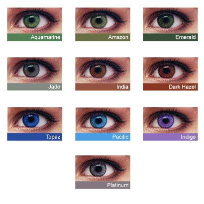 SofLens Natural Colors Box