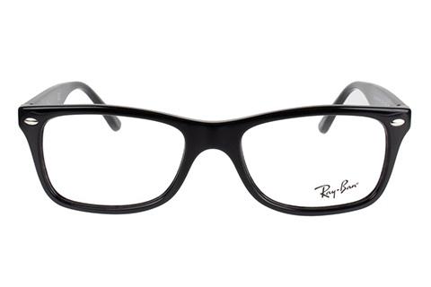 Ray-Ban RX5228 2000 50 Shiny Black