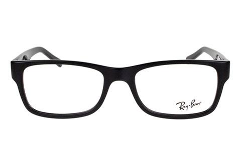Ray-Ban RX5268 5119 50 Matte Black