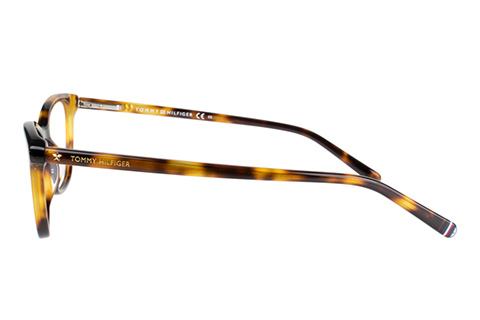 Tommy Hilfiger TH1750 SX7 Light Havana