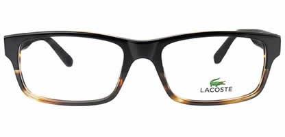 Lacoste L2705 006 53 Black/Havana