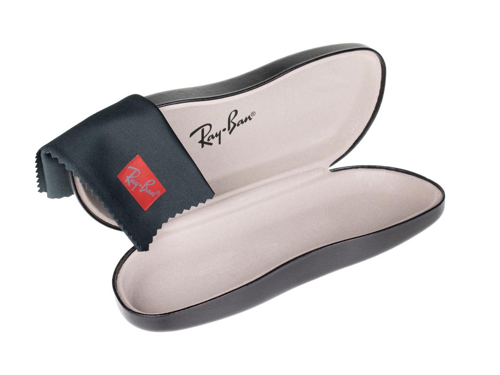 Ray-Ban RX5268 5119 52 Matte Black