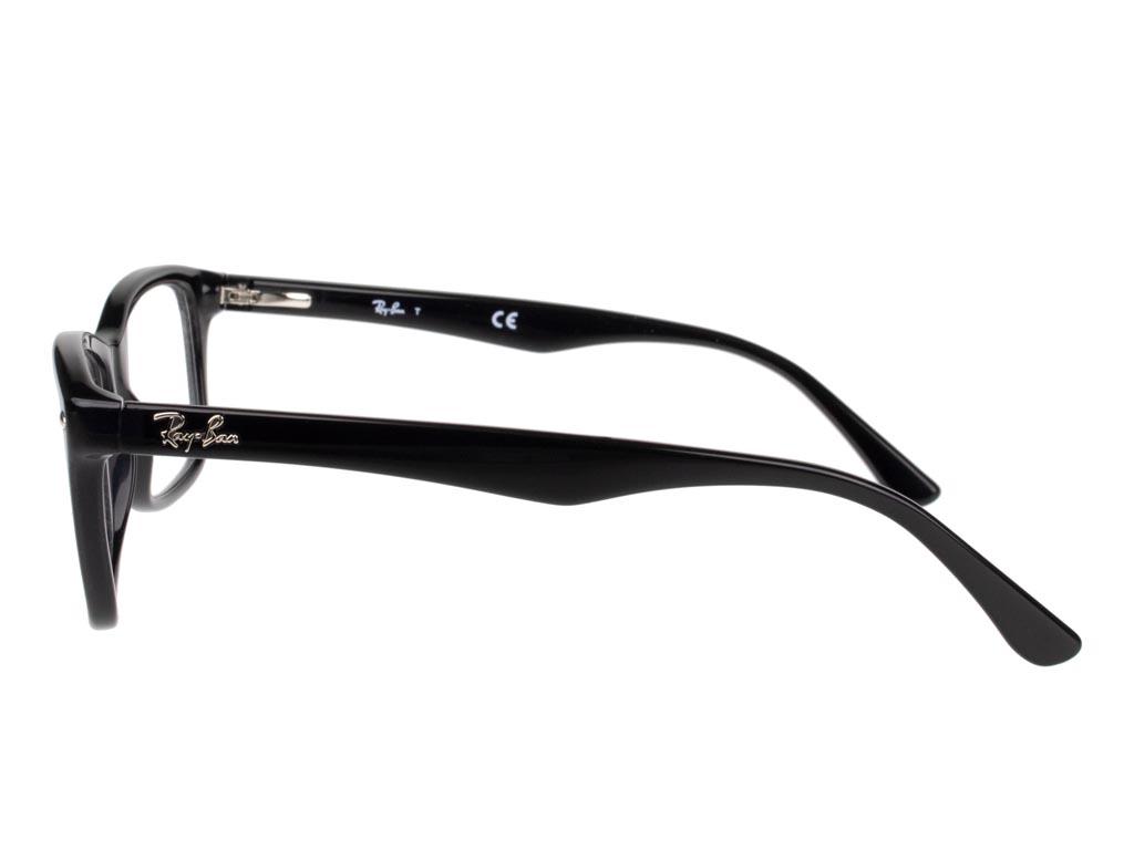 Ray-Ban RX5228 2000 53 Shiny Black