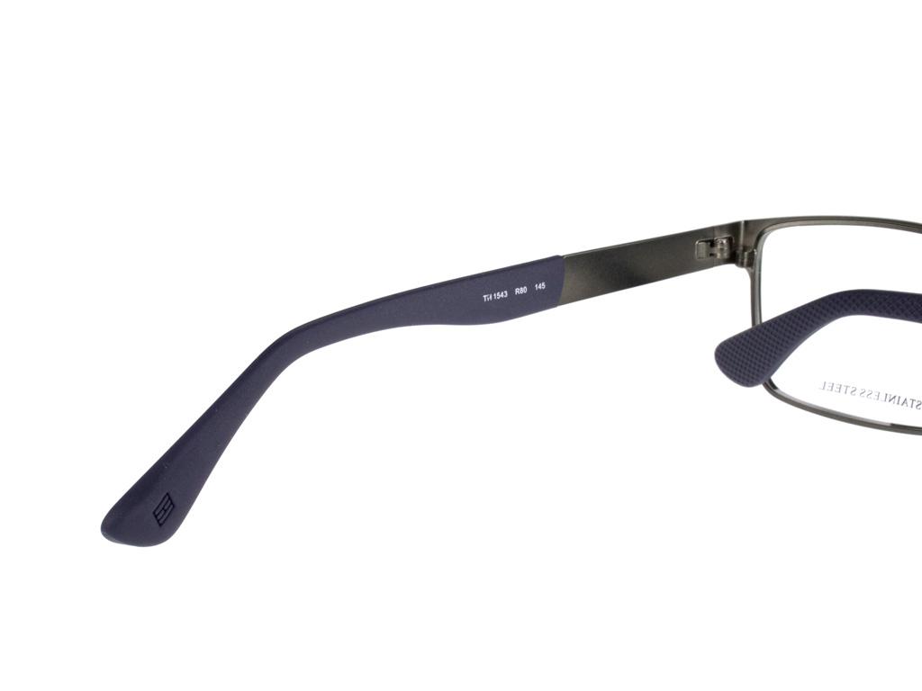 Tommy Hilfiger TH1543 R80 Matte Blue/Dark Ruthenium