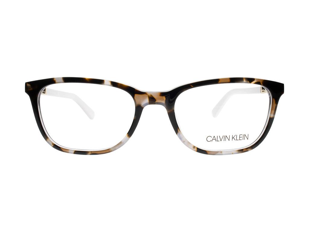 Calvin Klein CK20507 028 52 Charcoal Tortoise/Smoke