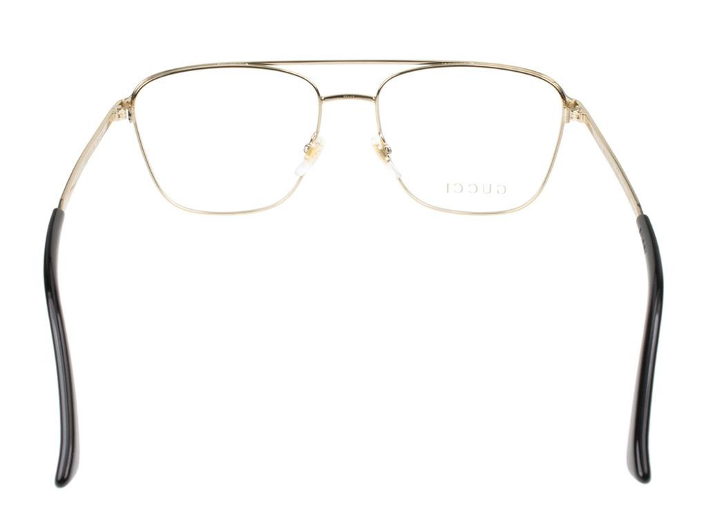 Gucci GG0833O 002 55 Gold