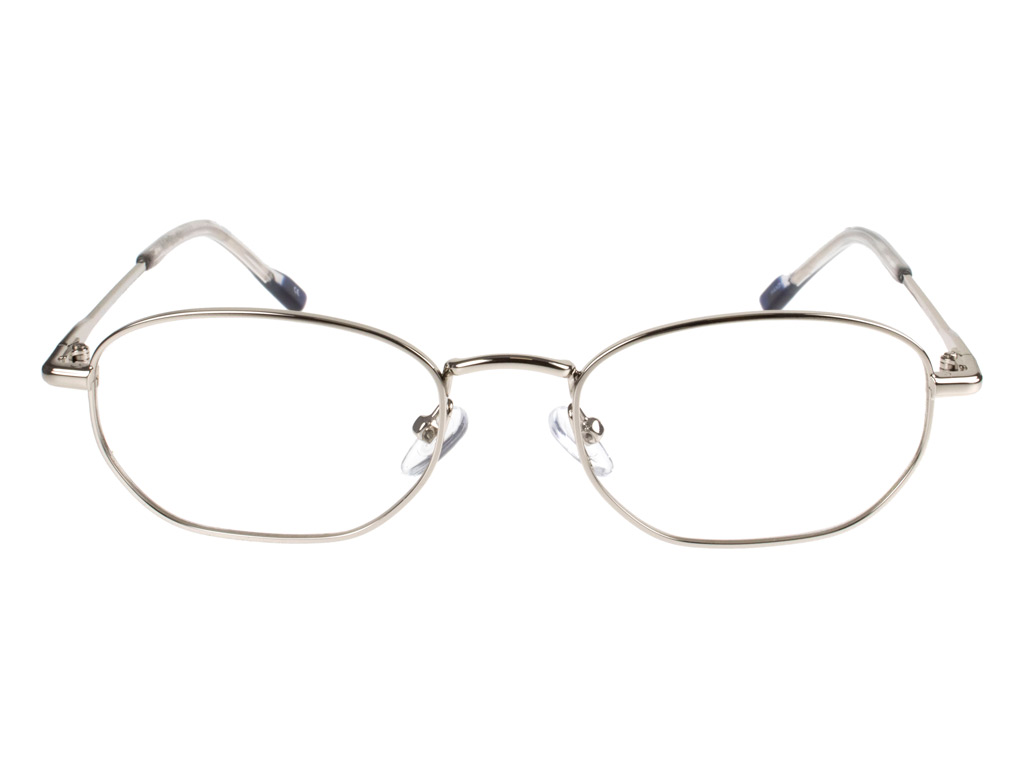 Le Specs Wasteland Silver