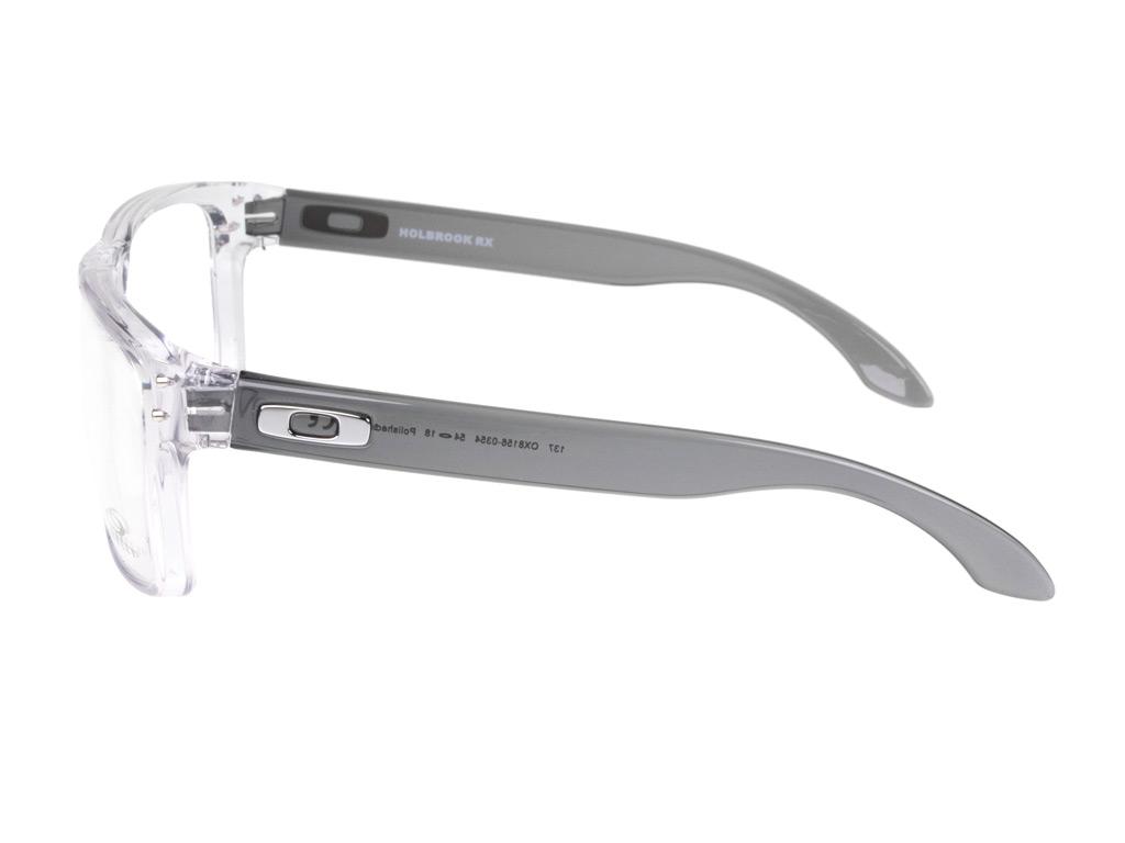 Oakley Holbrook RX OX8156 03 54 Polished Clear
