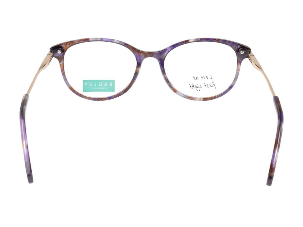 Radley RDO Marcie 161 Purple Havana/Gold